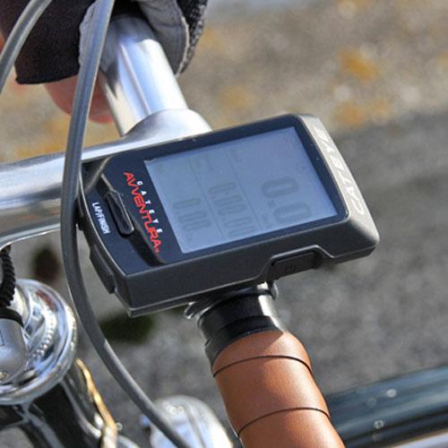 キャットアイ CC-GPS200 アベントゥーラ AVVENTURA GPS USB充電