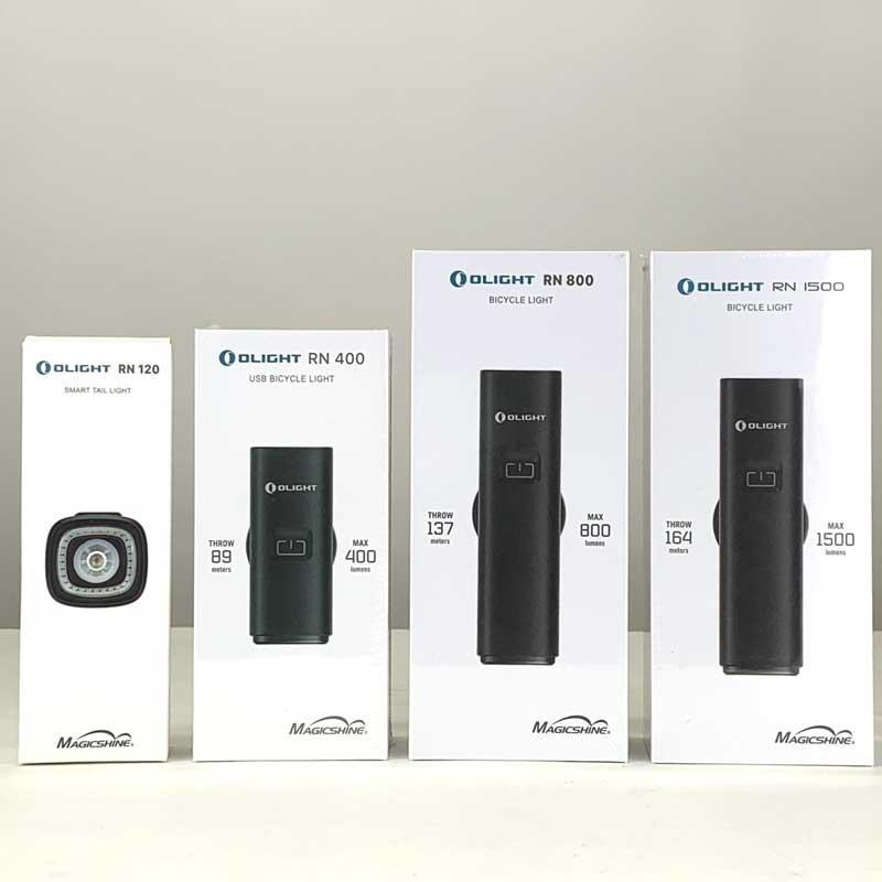 【特急】オーライト RN800 ヘッドライト USB充電 OLIGHT