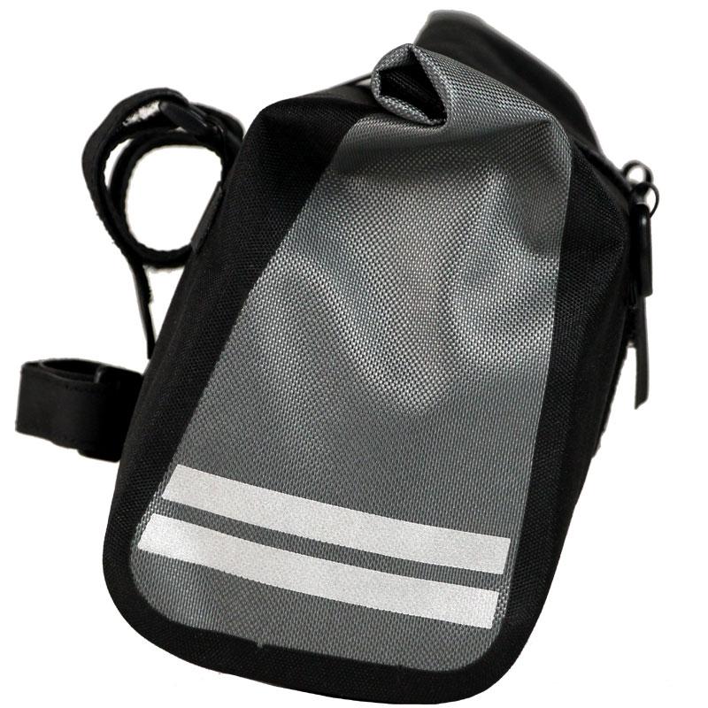 【特急】【SALE】R250 防水フロントバッグ グレー