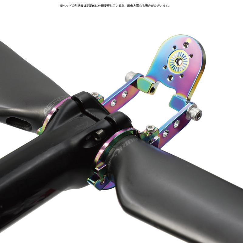 レックマウント BRY-OL19 ブライトンRider用 マウント(ベースのみ) 限定オイルスリックカラー