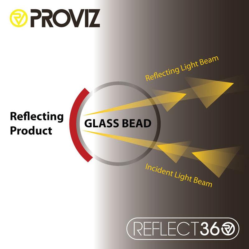 プロビズ REFLECT360 全面リフレクターベスト