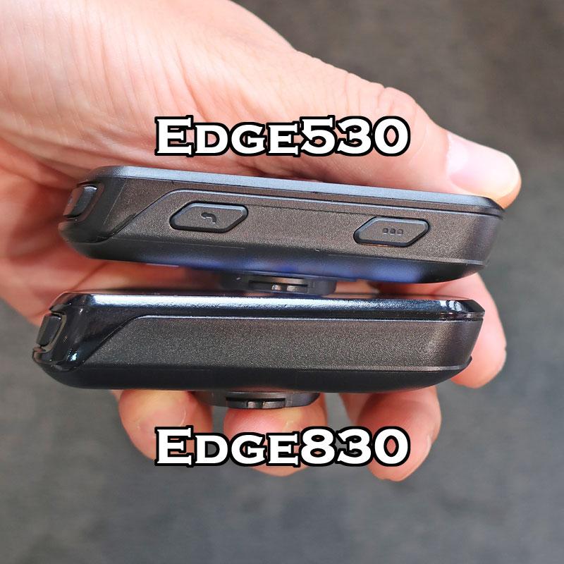 ガーミン エッジ(Edge) 530 日本版 本体のみ GPS ブルートゥース(010-02060-32)