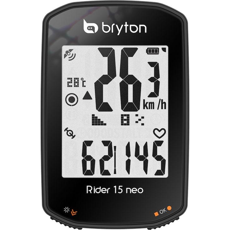ブライトン Rider15 NEO E (本体のみ) GPS