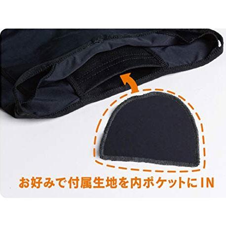 【特急】【M便】おたふく手袋 【JW-719】 BTパワーストレッチ EVO クールフェイスマスク 11.ブラック