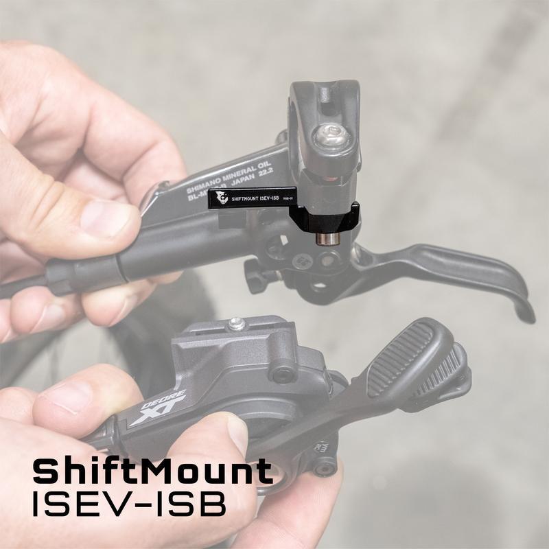 ウルフトゥース ShiftMount I-Spec-EV Shifter to I-Spec-AB Brake