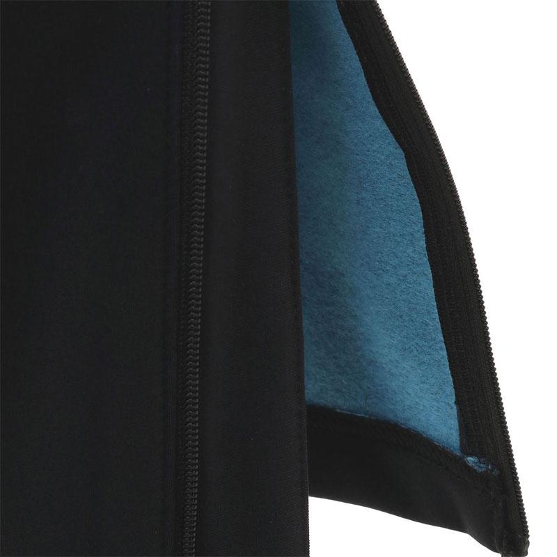 レリック ウォームロングパンツ ブラック/ブルー