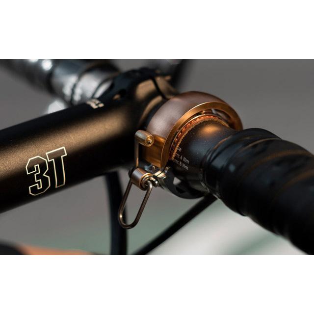 【M便】ノグ Oi LUXE ラージ(31.8mm径対応) ベル