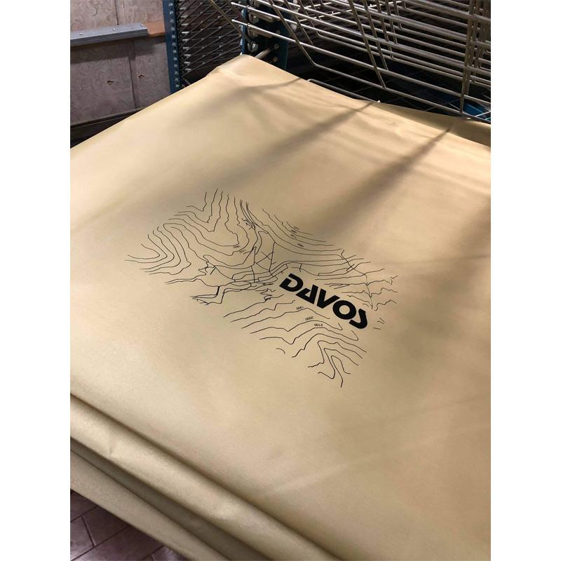 ダボス G-110 グラベル輪行袋 サンドベージュ DAVOS