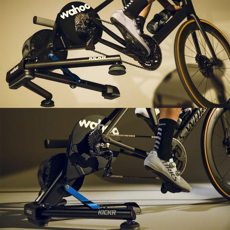 WAHOO キッカースマートバイクトレーナー 21