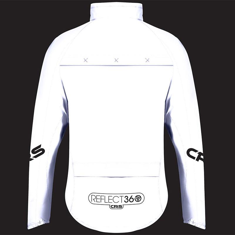 プロビズ REFLECT360-CRS 全面リフレクター ジャケット ブルー