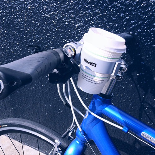 バイクガイ サイズ調整式カップホルダー