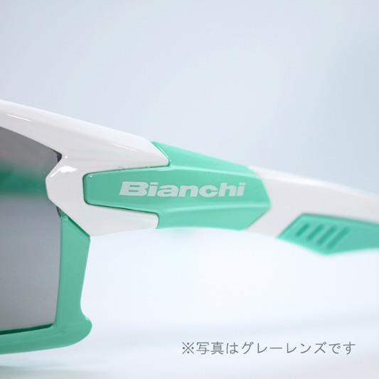 【SALE】ビアンキ サングラス フルリム 調光SKYCLEARレンズ ホワイト/チェレステ (JP193S2905WHCK0)