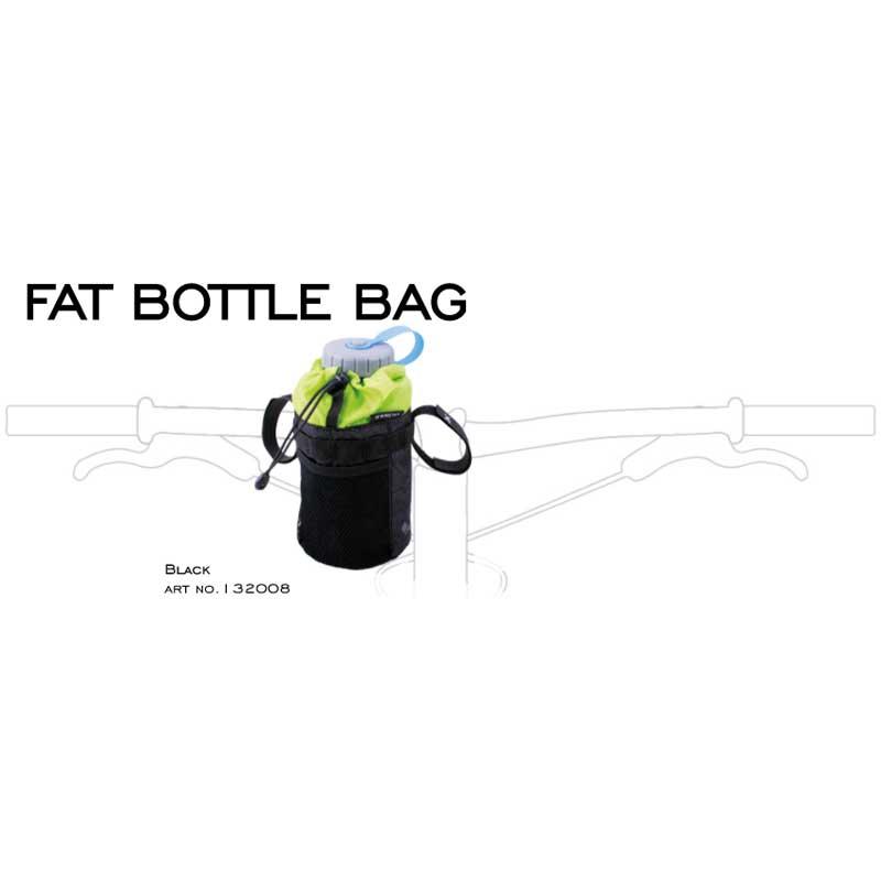 エースパック ファットボトルバッグ グレー ACEPAC