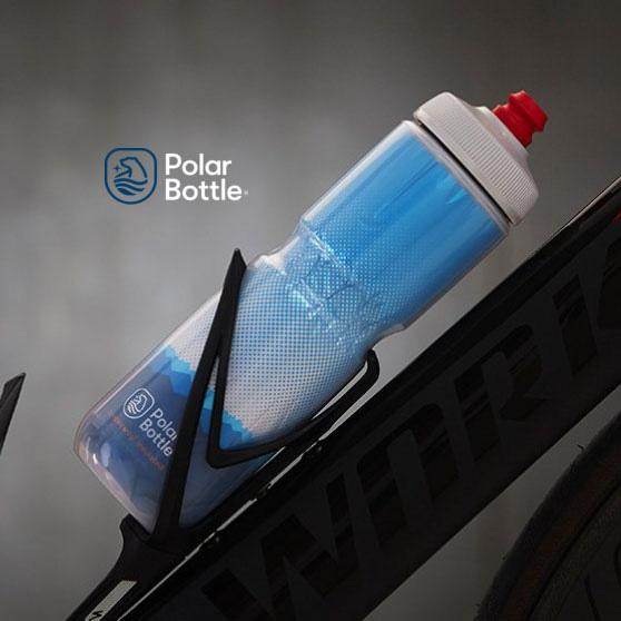 ポラー 保冷ボトル ブレークアウェイ マック SHATTER 24oz POLAR