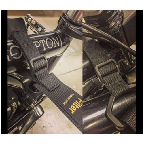 Filter Brompton/BD1(Birdy)輪行用ショルダーストラップ ブラック