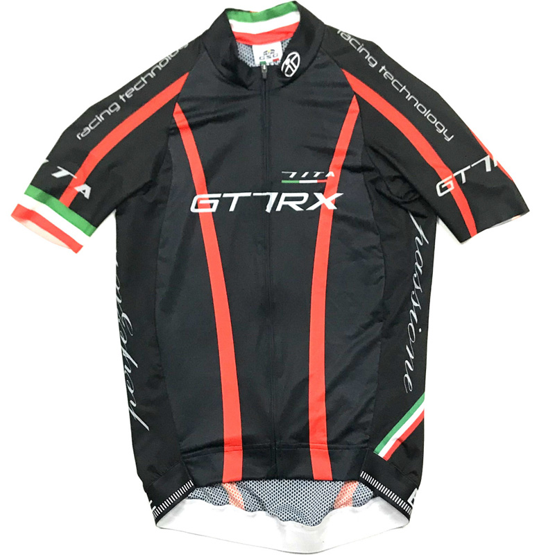 セブンイタリア GT-7RX Jersey ブラック/レッド