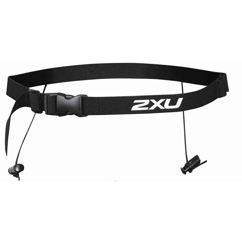2XU Nutrition Race Belt BLK/BLK