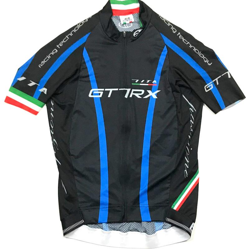 セブンイタリア GT-7RX Jersey ブラック/ブルー