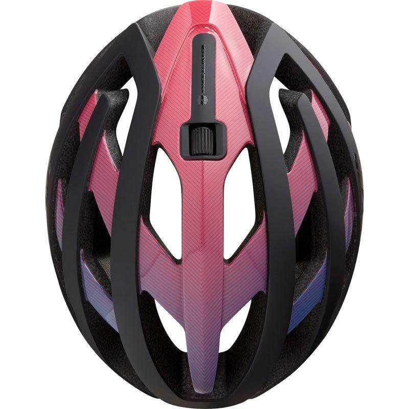 シマノレイザー ジェネシス AF アジアンフィット マットストライプ ヘルメット LAZER レーザー