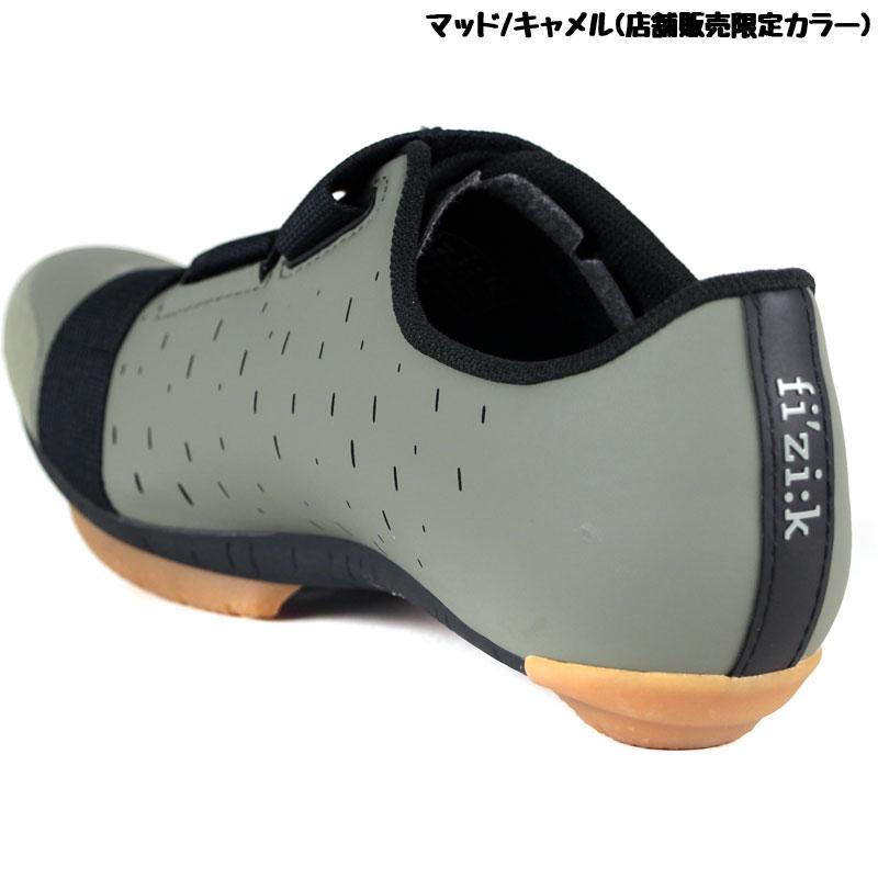 【特急】フィジーク X4 TERRA パワーストラップ ブラック/ブラック シューズ