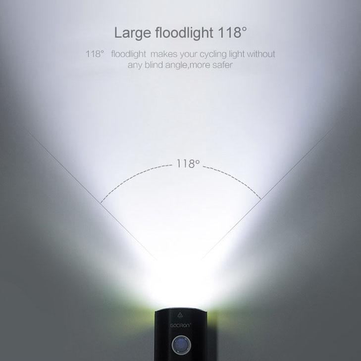 ガシロン V9SP1000 ヘッドライト USB充電