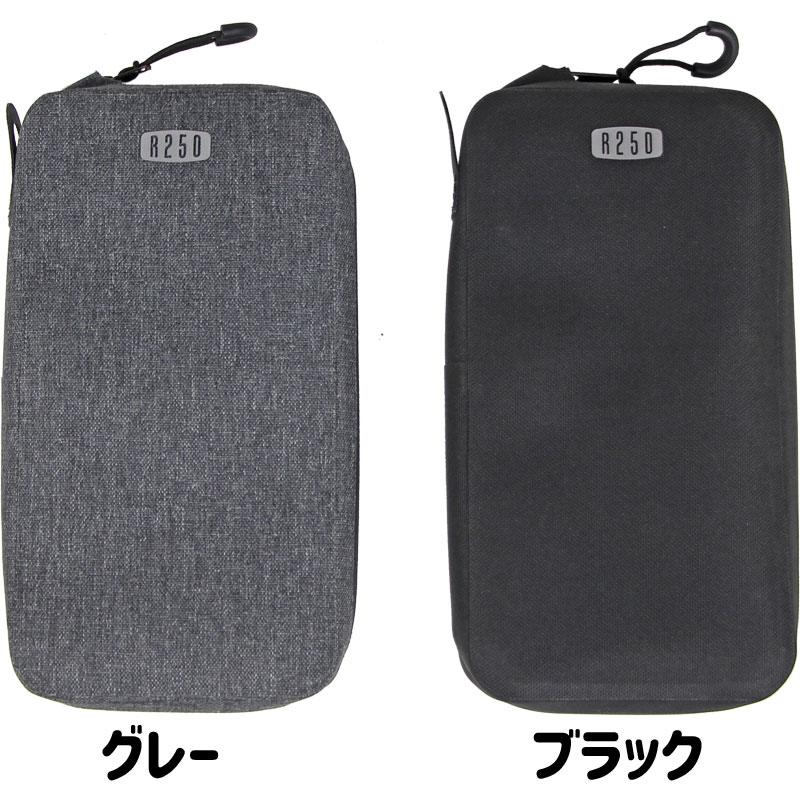 【特急】【M便】R250 防水スマートライドポーチスーパーDX ブラック