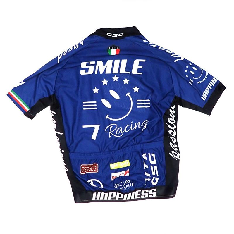 セブンイタリア Racing Smile Jersey ネイビー