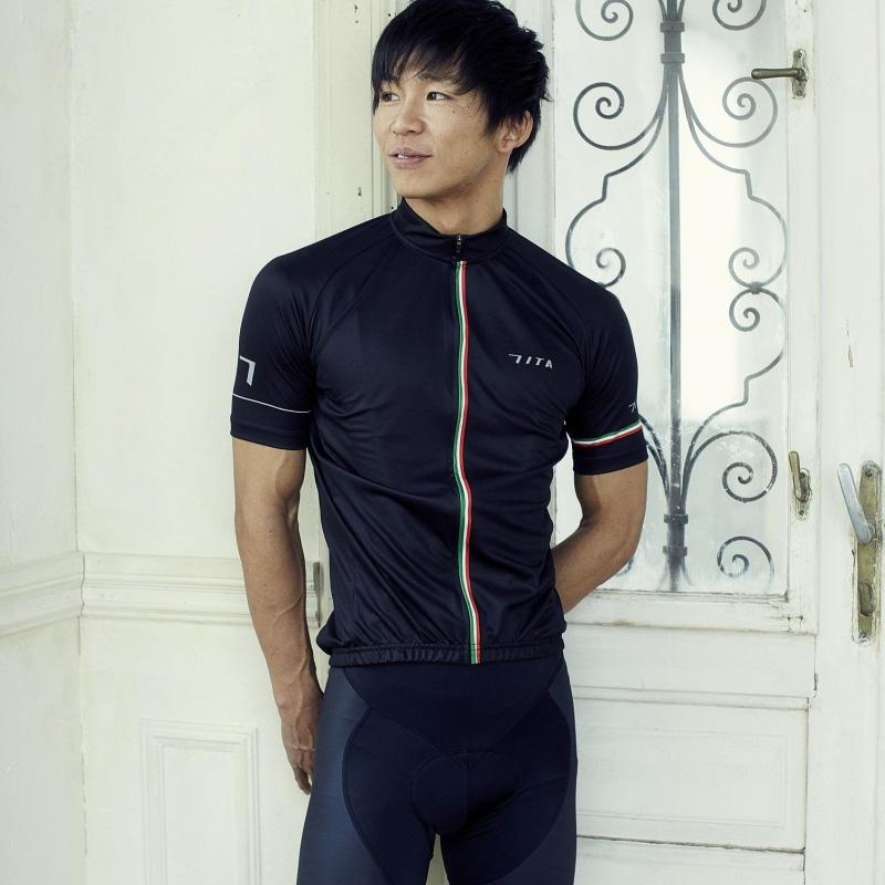 セブンイタリア Neo Cobra Jersey ブラック