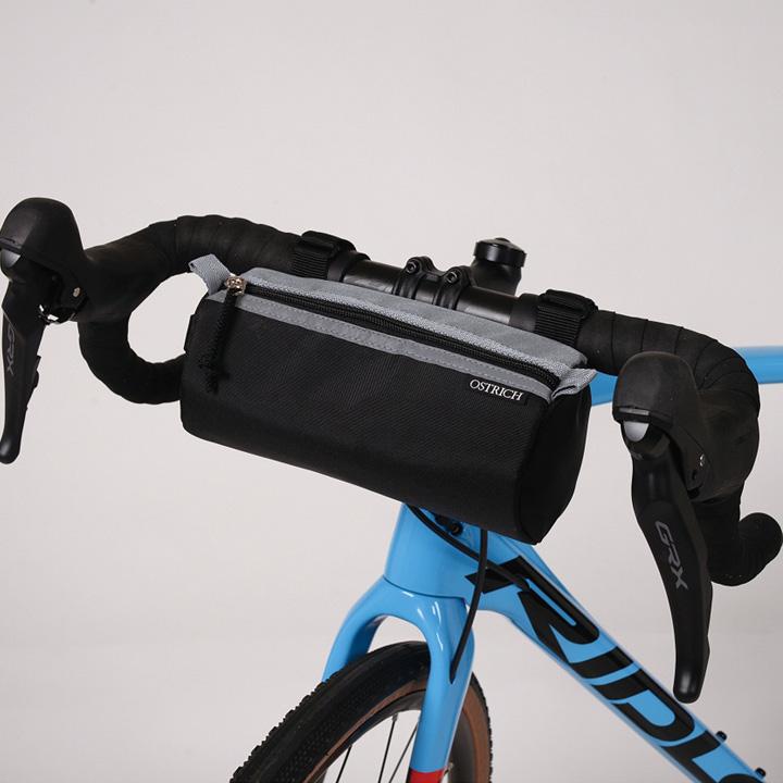 オーストリッチ POTARIフロントバッグ ライト ブルー OSTRICH