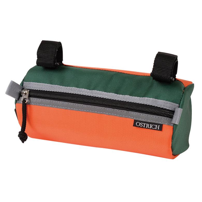 オーストリッチ POTARIフロントバッグ ライト オレンジ OSTRICH