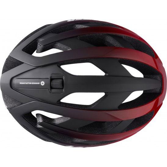 【SALE】シマノレイザー ジェネシス AF アジアンフィット レッドブラック ヘルメット LAZER レーザー 20200701