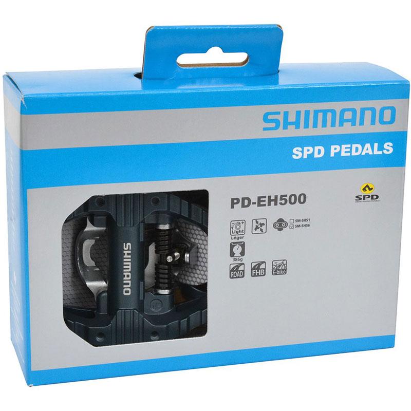 シマノ PD-EH500 SPDペダル