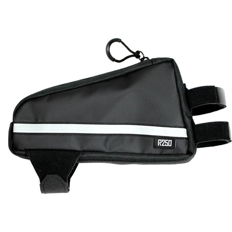 【SALE】R250 トップチューブバッグ ブラック