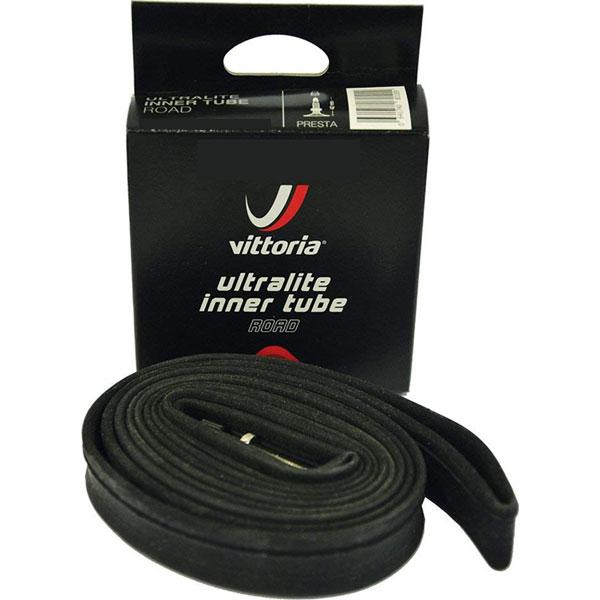 【SALE】ビットリア 700×30〜38C (仏式バルブ36mm) ウルトラライト ブチルチューブ Vittoria Ultralite Butyl Tube