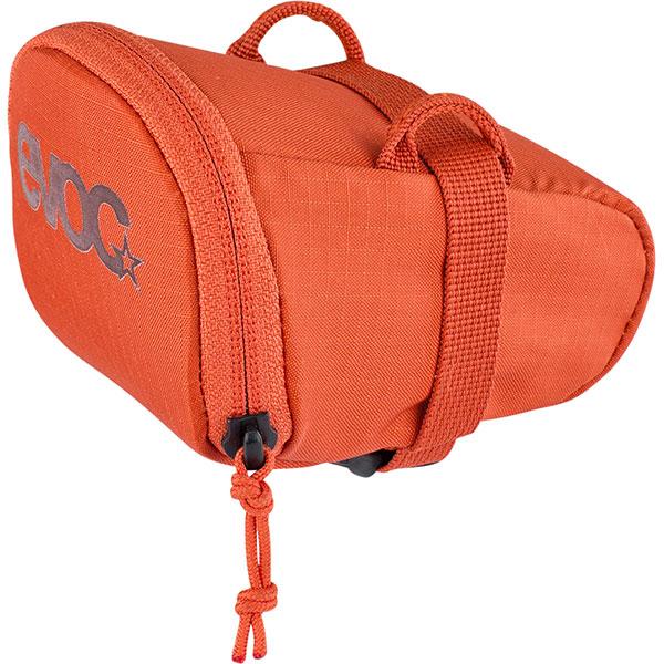 イーボック シートバッグ Sサイズ 0.3L オレンジ サドルバッグ