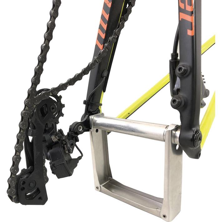 R250 グラベルバイク用 縦型軽量輪行袋 ブラック フレーム/スプロケット/ローターカバー・ダミーローター・輪行マニュアル・12mmスルーアクスル用エンド金具付属
