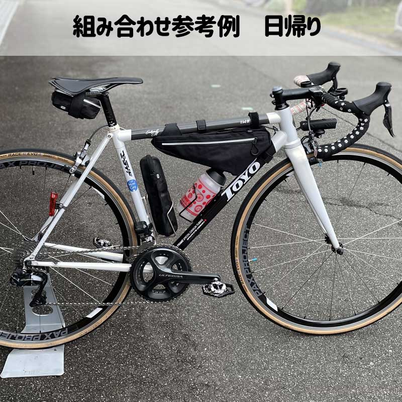 【特急】R250 ツールケース スリムスーパーロングタイプ モノトーンカモフラ/ブラックファスナー