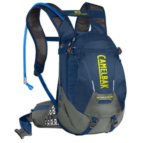 キャメルバック スカイライン10LR ジブラルタルネイビー/セージグレー ハイドレーションバッグ