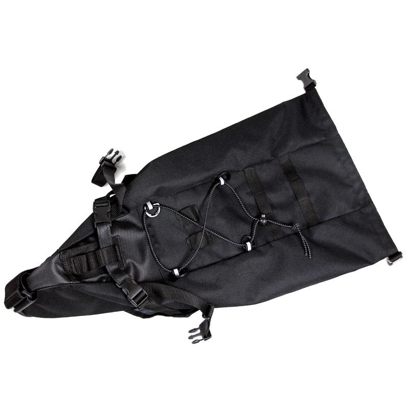 【特急】R250 サドルバッグ ラージ ブラック