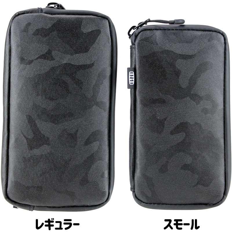 【M便】R250 防水スマートライドポーチDX モノトーンカモフラ スモール