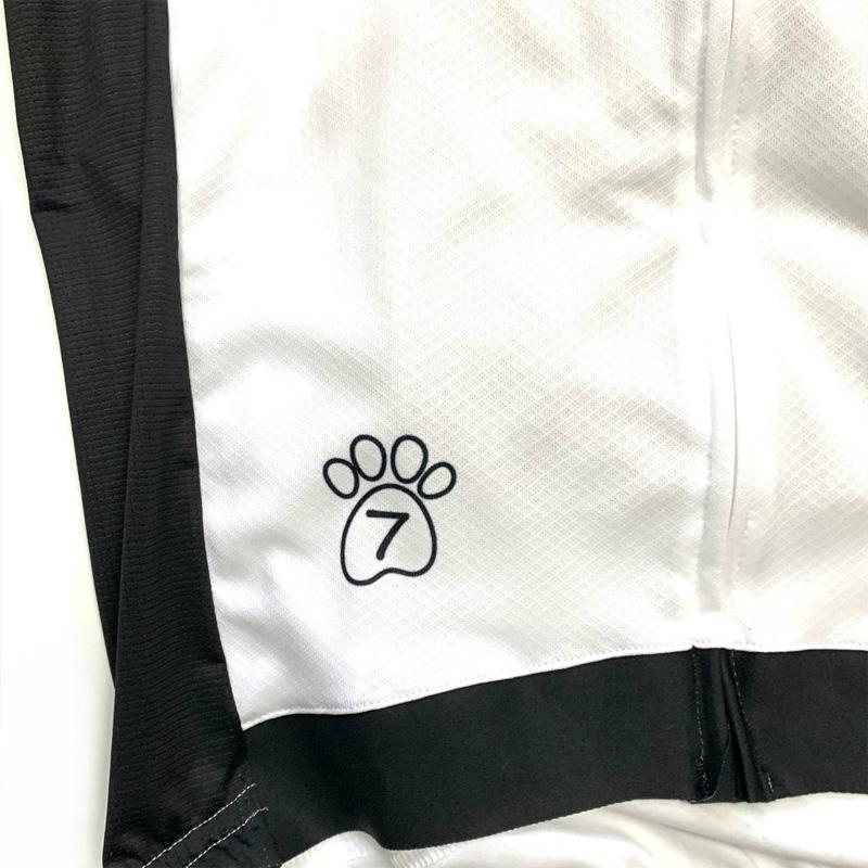 セブンイタリア Cat Walk Jersey ホワイト