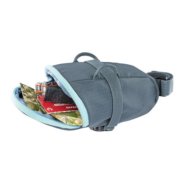 イーボック シートバッグ Mサイズ 0.7L スレート サドルバッグ