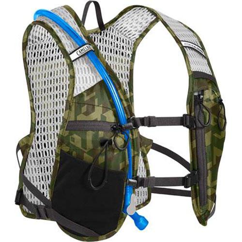 キャメルバック チェースバイクベスト ユニセックス カモフラージュ ハイドレーションバッグ