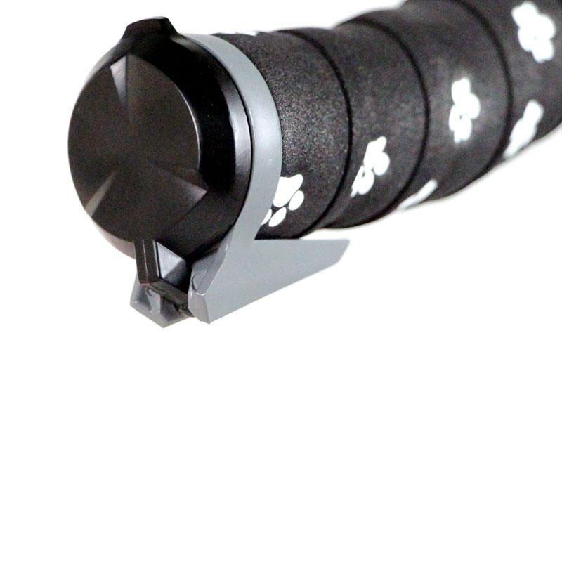ビーム CORKY バックミラー ドロップハンドル用 バーエンド