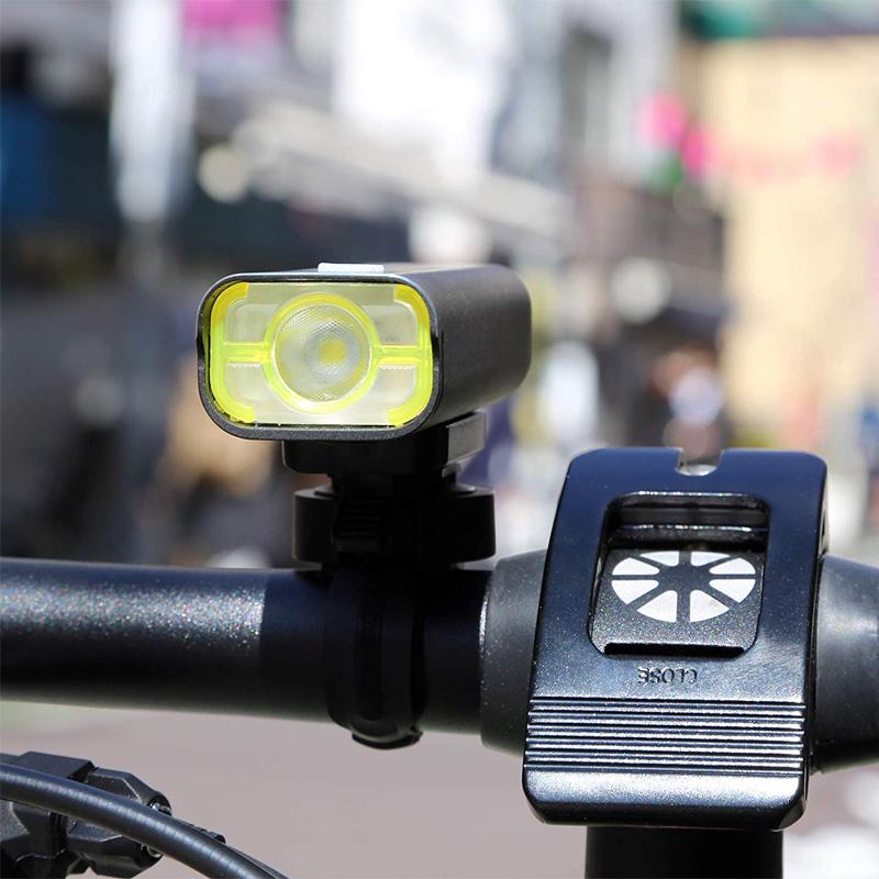 【特急】【SALE】ガシロン V9C800 レッド ヘッドライト USB充電