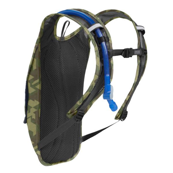 キャメルバック ハイドロバック カモフラージュ/ブラック ハイドレーションバッグ