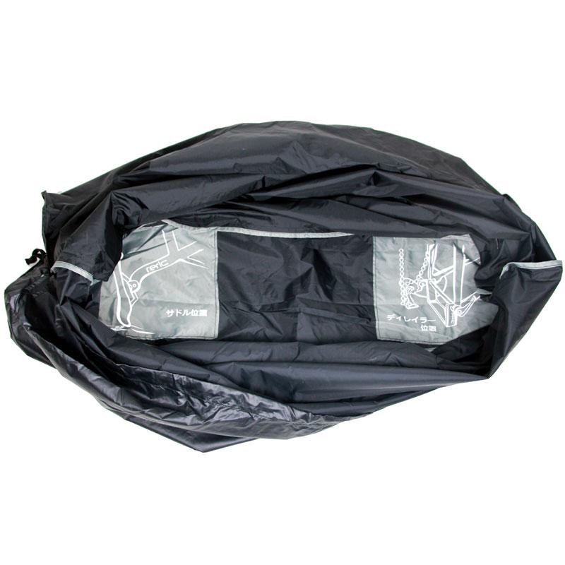 【輪行マニュアルプレゼント】レリック ヘラクレス 輪行袋 ブラック/ホワイト