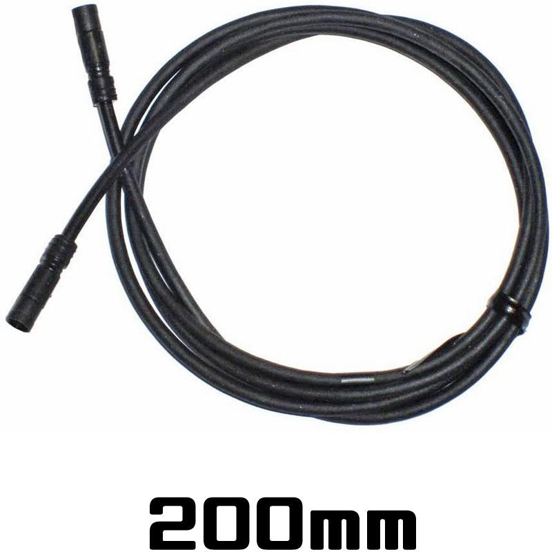 【特急】シマノ DI2 エレクトリックケーブル EW-SD50 200mm