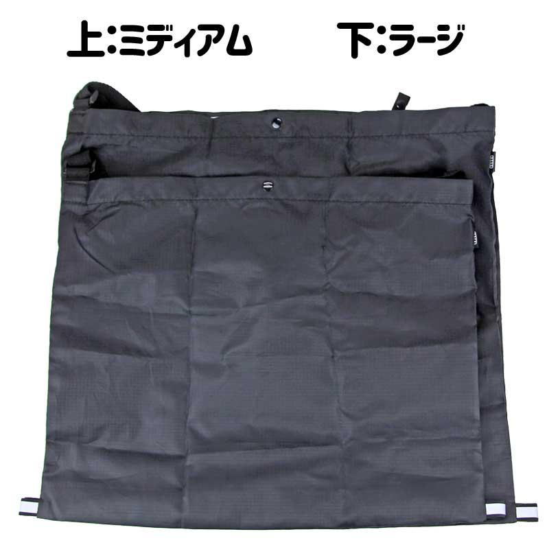 【特急】R250 消臭サコッシュ ミディアム メッセンジャータイプ ブラック