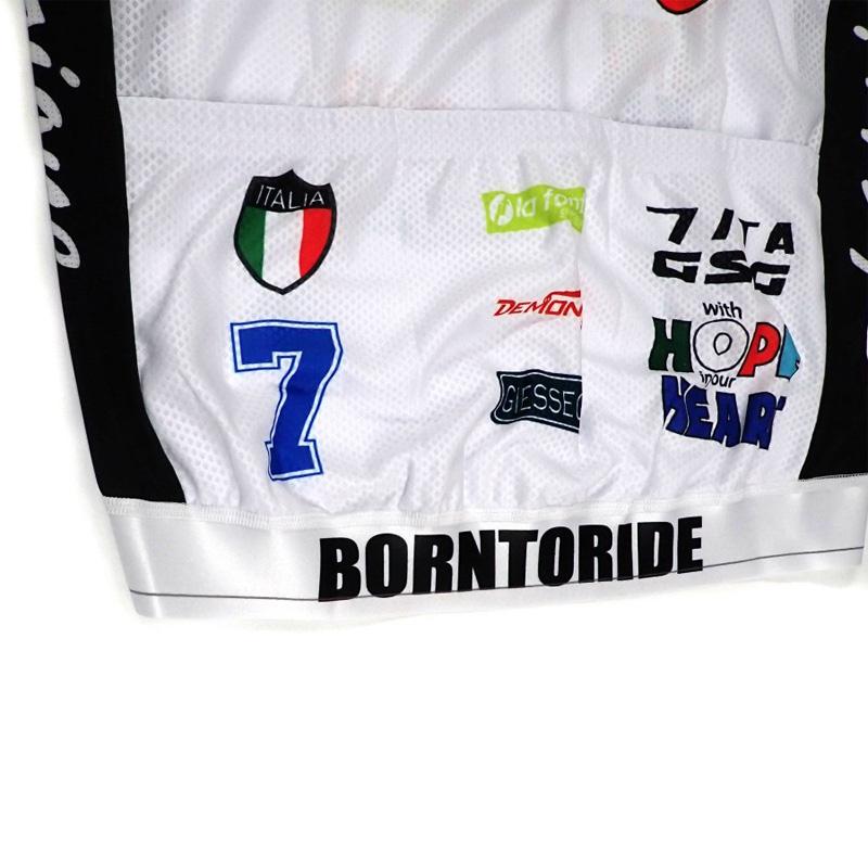 セブンイタリア Hope Jersey ホワイト